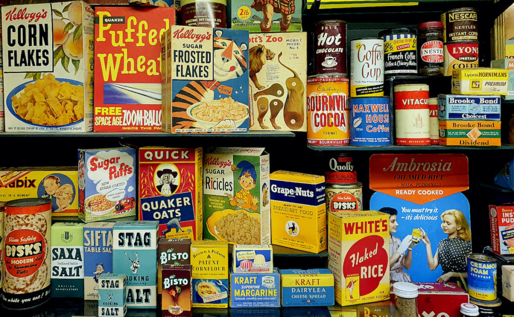 Museum of Brands London by Museum of Brands Wikimedia Commons quirky museums england