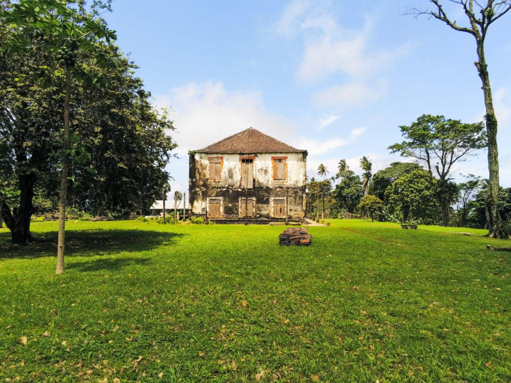Roca Terreiro Velho plantation Sao Tome Principe by Xinovap, Shutterstock