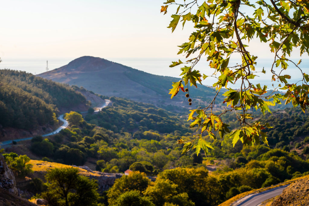 Samothrace Northern Greece by Julia Giros Shutterstock
