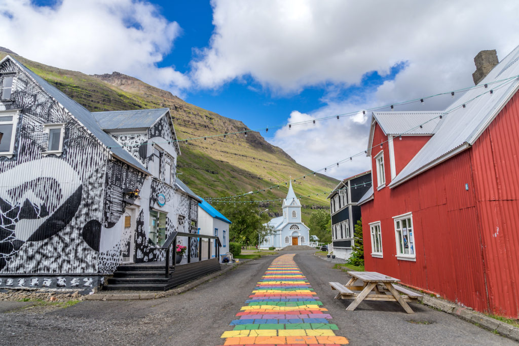 Seydisfjordur Iceland by wernermuellerschell Shutterstock