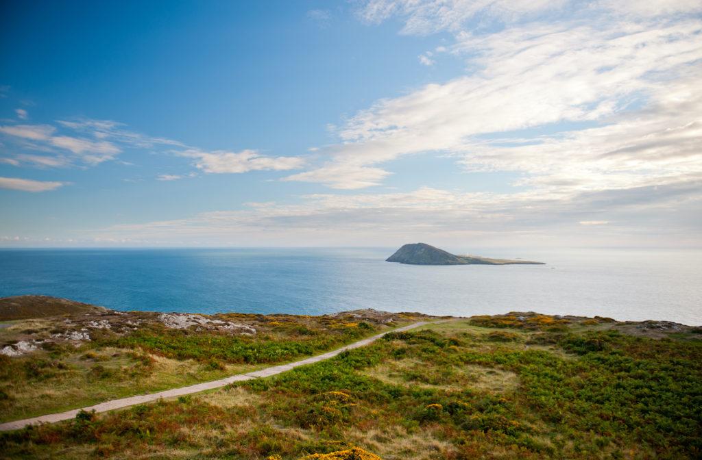 Bardsey Island Wales by JuliusKielaitis, Shutterstock
