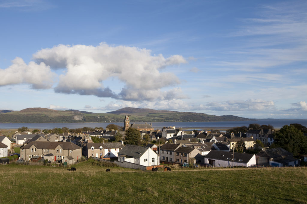 Wigtown Dumfries and Galloway by Colin Tennant Photography