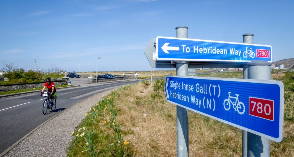 Hebridean Way Outer Hebrides Sunart Media Shutterstock