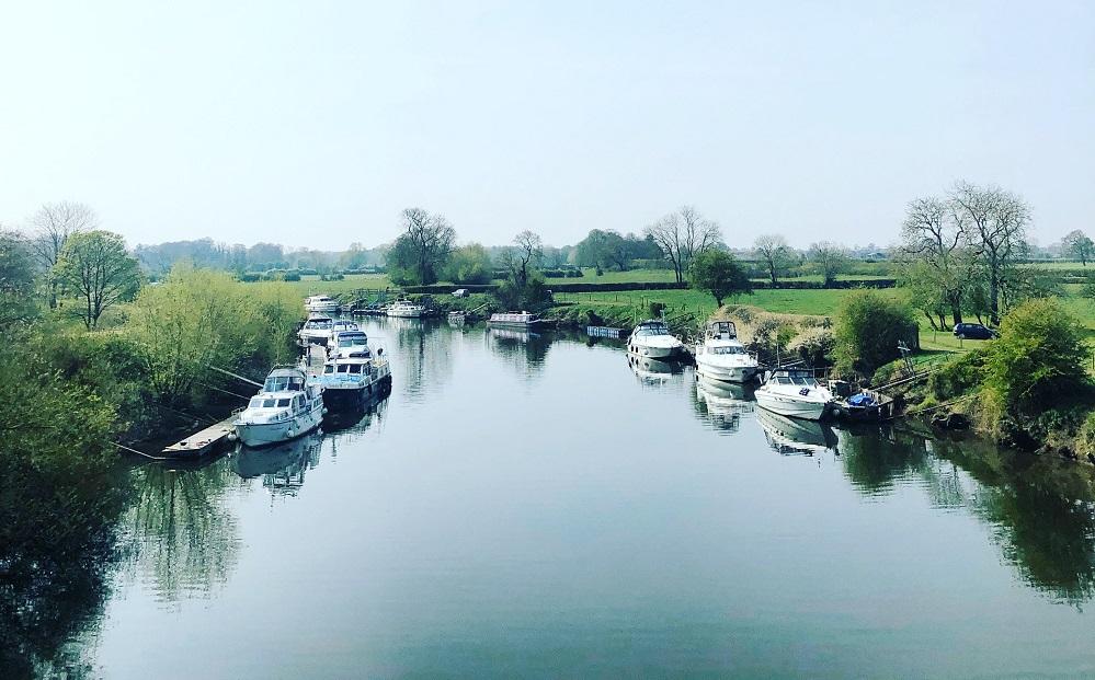 River Ouse York Rachel Everett