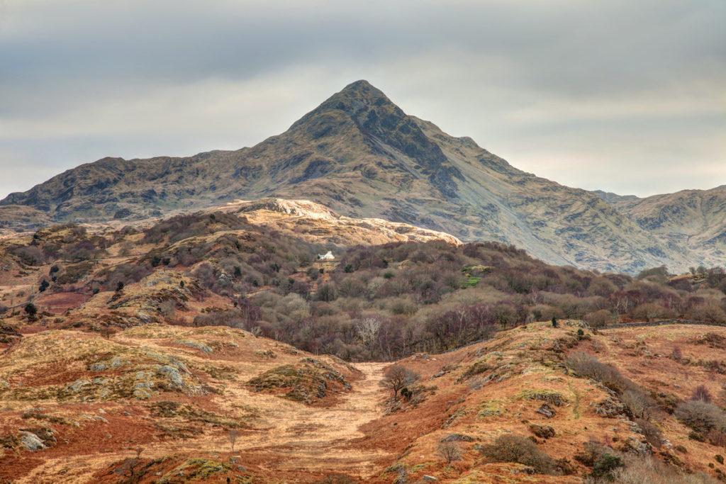 Cnicht Snowdonia by Gail Johnson Shutterstock outdoor activities Britain