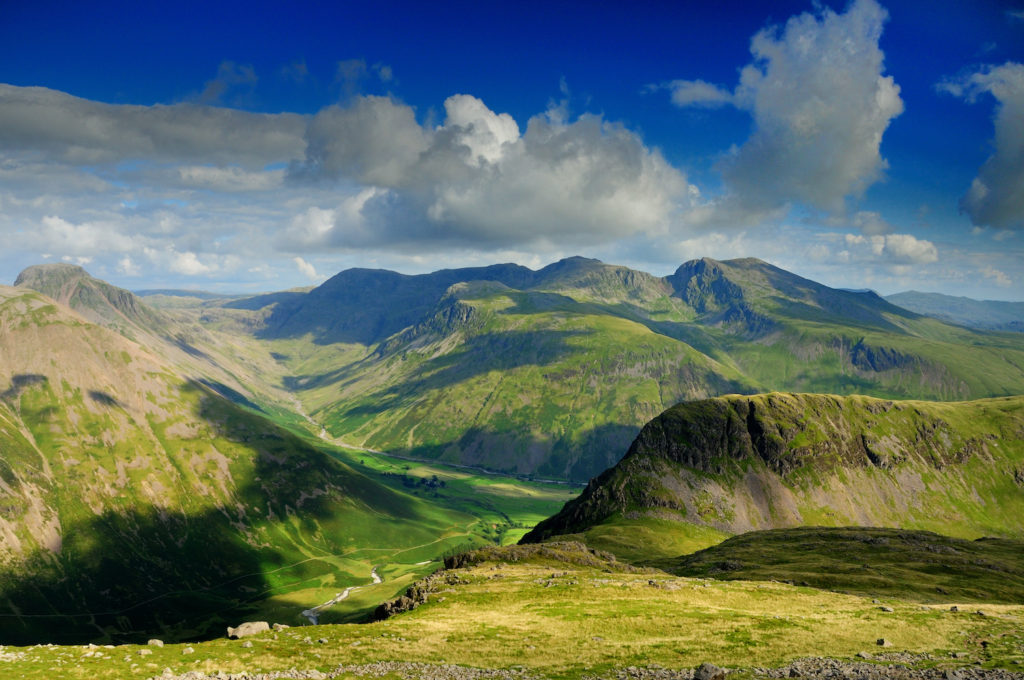 Mosedale Valley Lake District outdoor activities Britain by Stewart Smith Photography Shutterstock