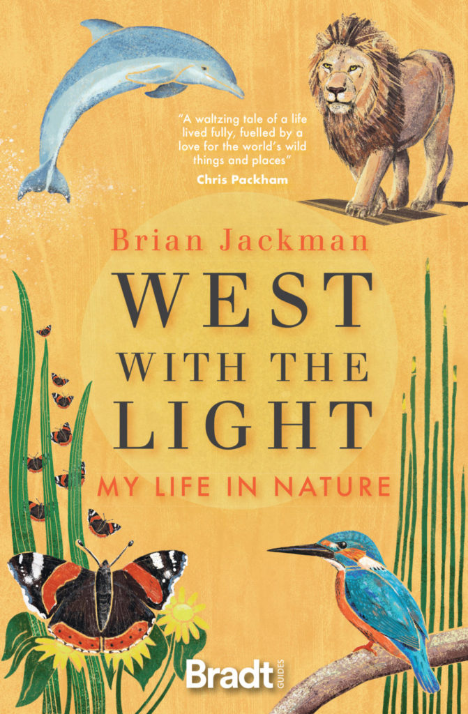 West With the Light by Brian Jackman
