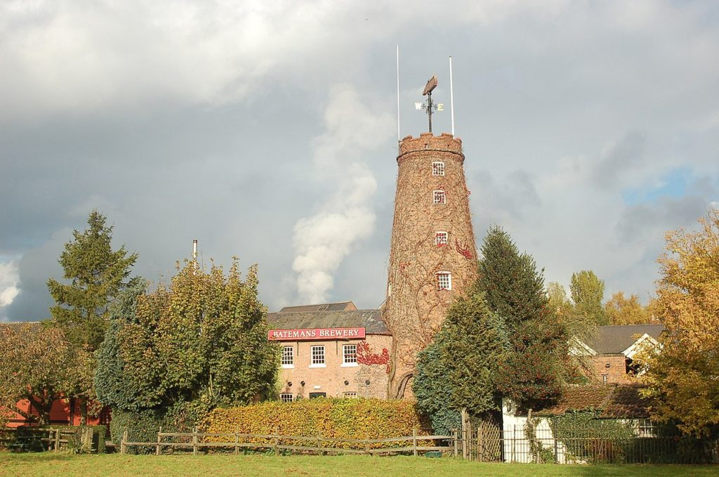 Batemans Brewery, Skegness, Gary Brothwell, Wikimedia Commons