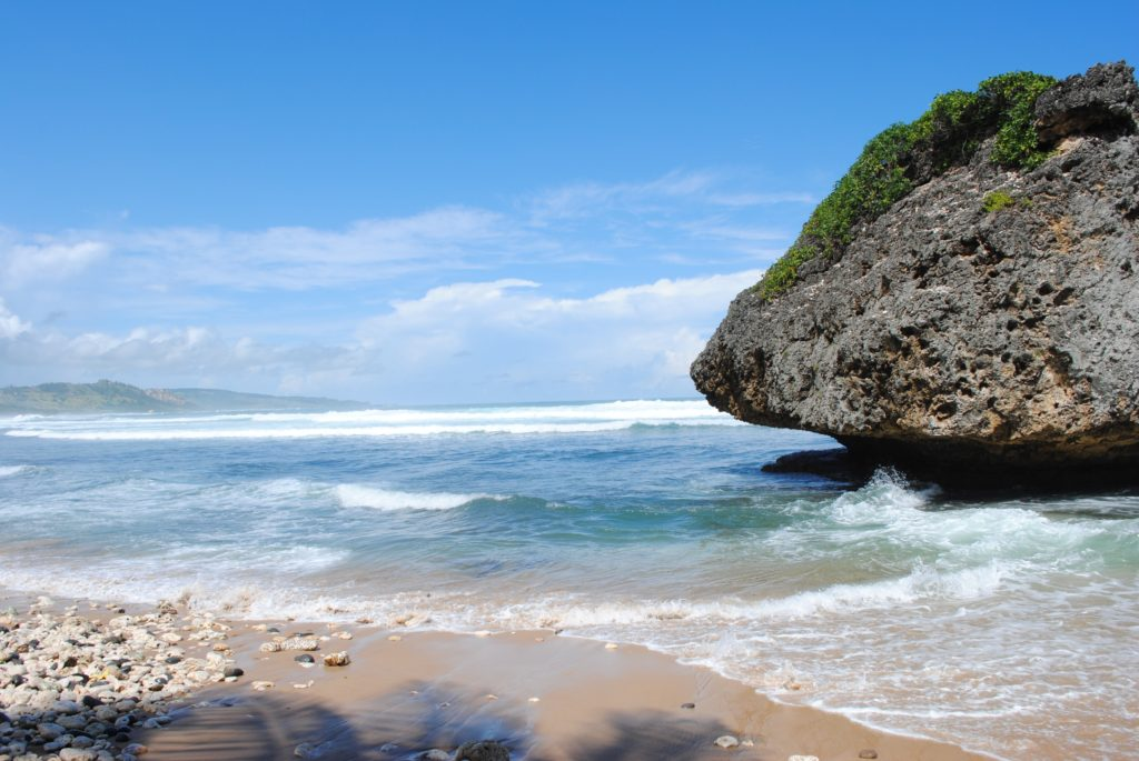 Bathsheba Beach, Barbados by JR Harris, Unsplash