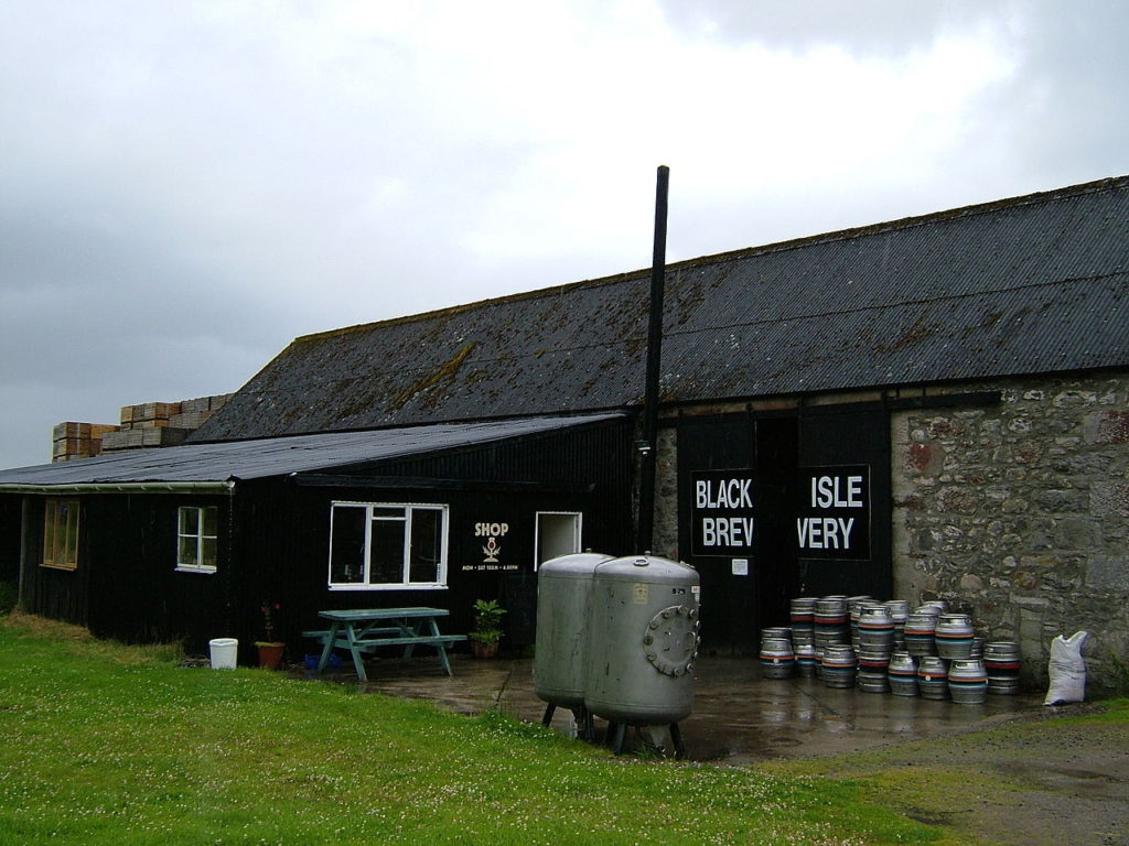 Black Isle Brewery by Craighennessey, Wikimedia Commons