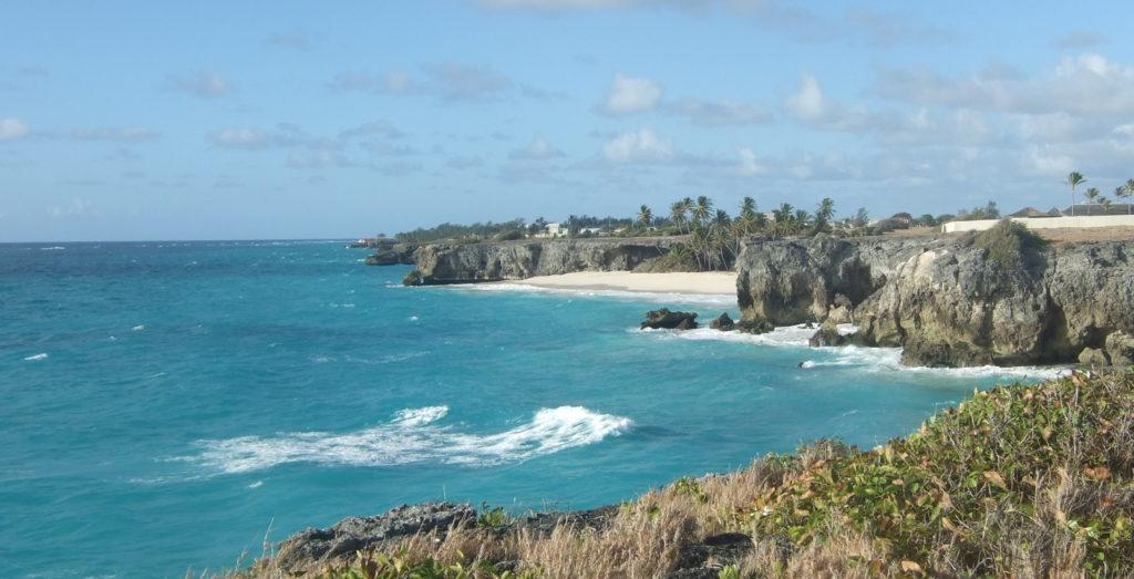 Bottom Bay, Barbados by Johnmartindavies, Wikimedia Commons