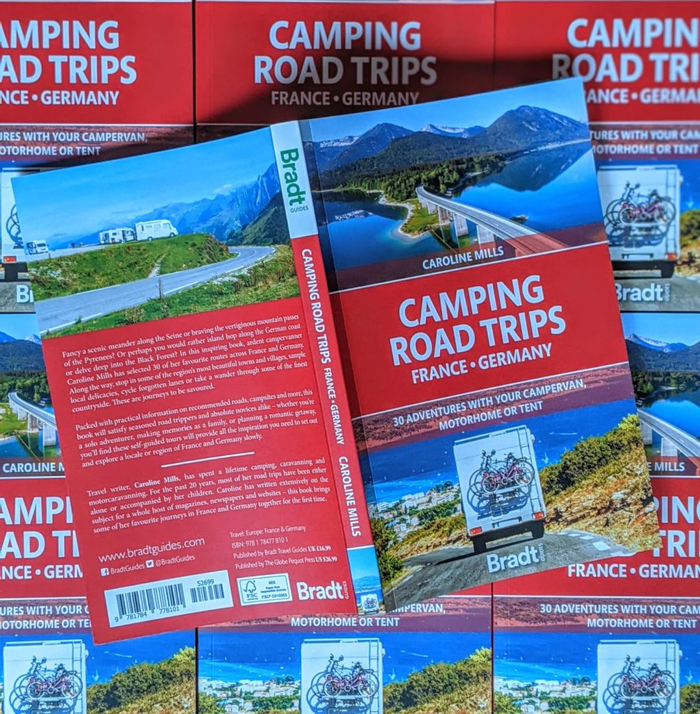 Camping Road Trips by Caroline Mills
