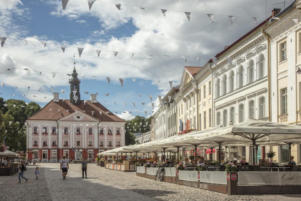 Tartu Estonia by Visit Estonia