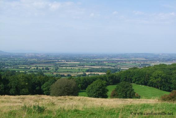 Dover's Hill, Cotswolds, Caroline Mills