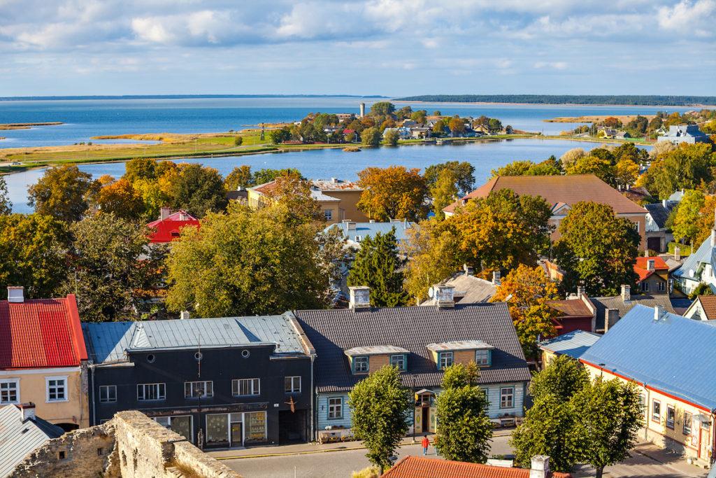 Haapsalu Estonia by yegorovnick Shutterstock