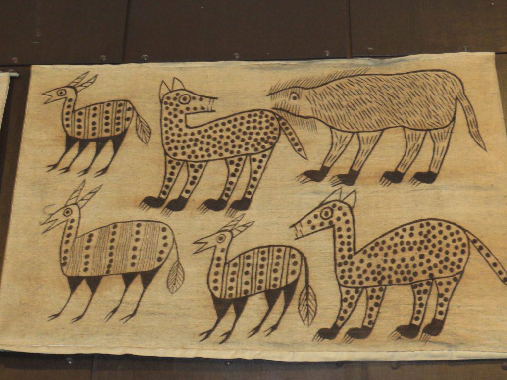 Kohrogo cloth, Ivory Coast, Mickey Mystique, Wikimedia Commons