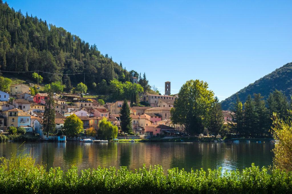 Lago di Piediluco Terni Umbria by ValerioMei Shutterstock