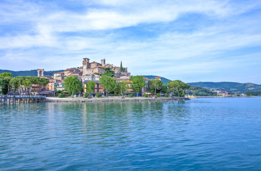 Lake Trasimeno Umbria by Gimas Shutterstock