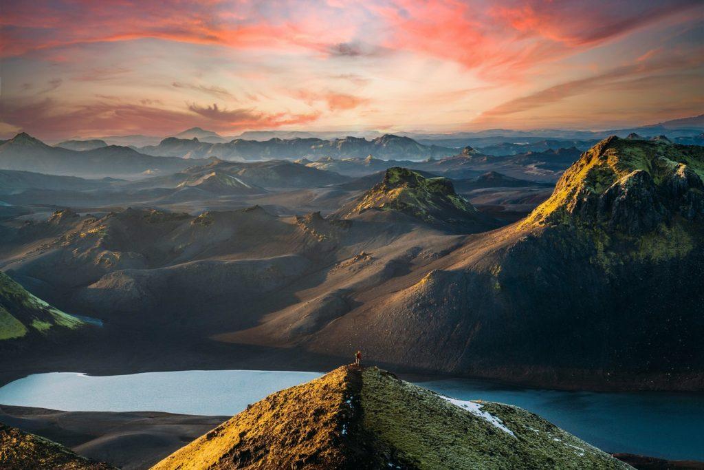 Langisjor Iceland Highlands Amarok Adventures