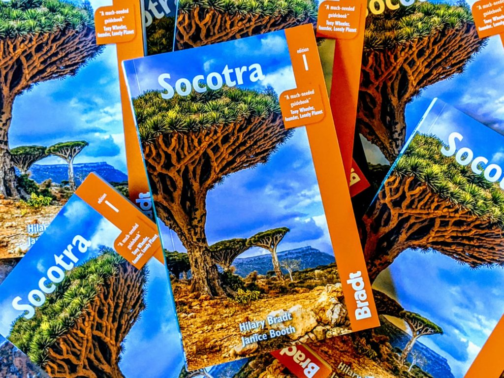 Socotra by Hilary Bradt and Janice Booth