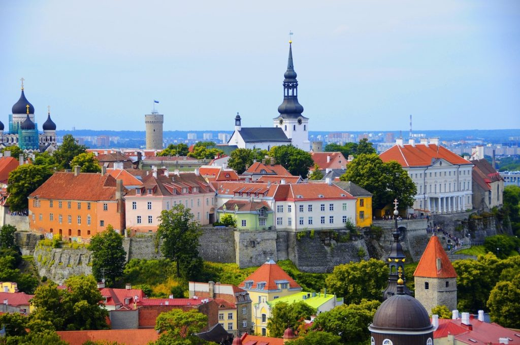 Tallinn Estonia by Andrey Kutsenko Shutterstock