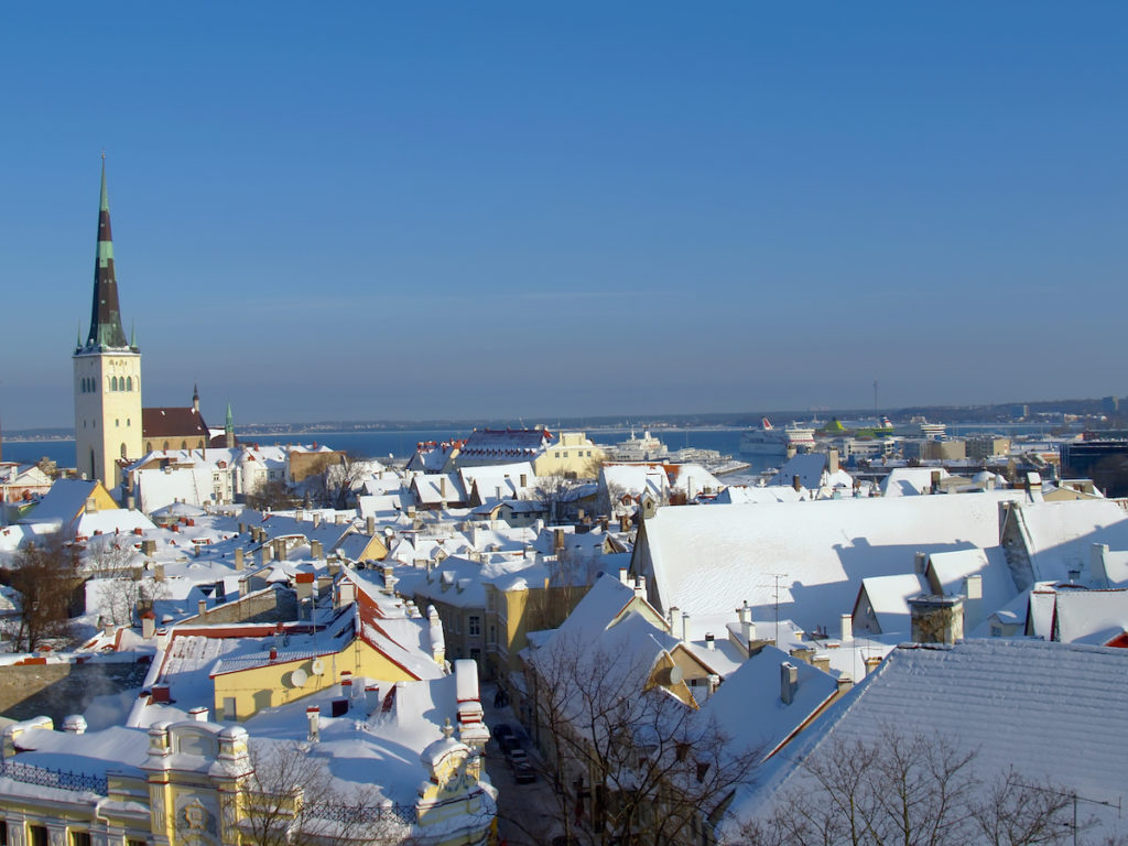 Tallinn Estonia by lem Shutterstock