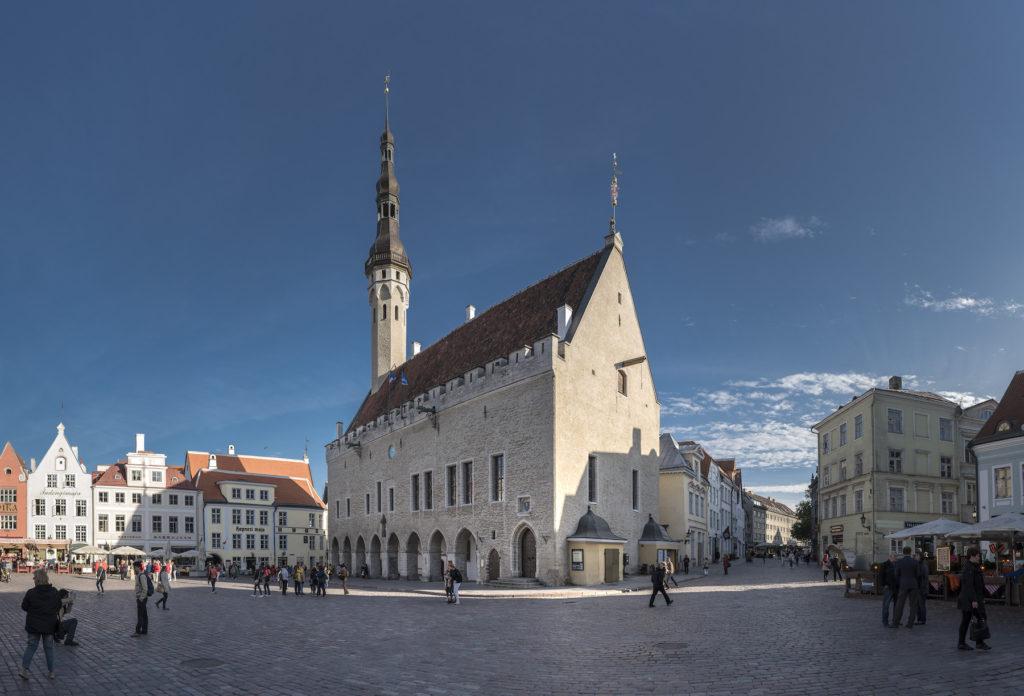 Tallinn Old Town Hall Square by Tanel Murd Visit Estonia