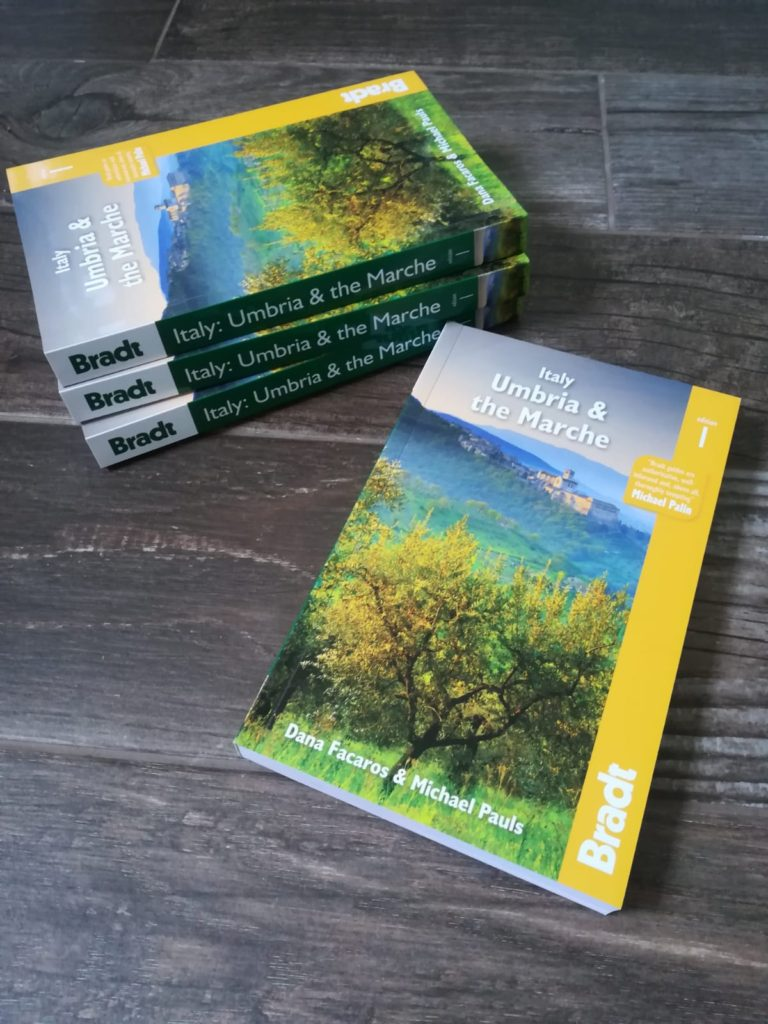 Umbria & the Marche by Dana Facaros and Michael Pauls