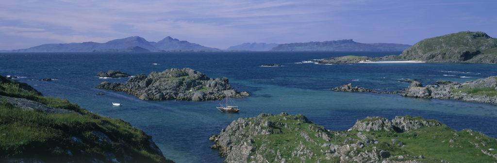 Arisaig Isle Rum Inner Hebrides by Paul Tomkins Visit Scotland