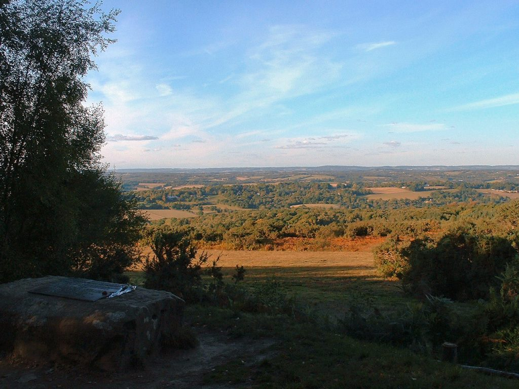 Ashdown Forest, Suffolk by AndyScott, Wikimedia Commons
