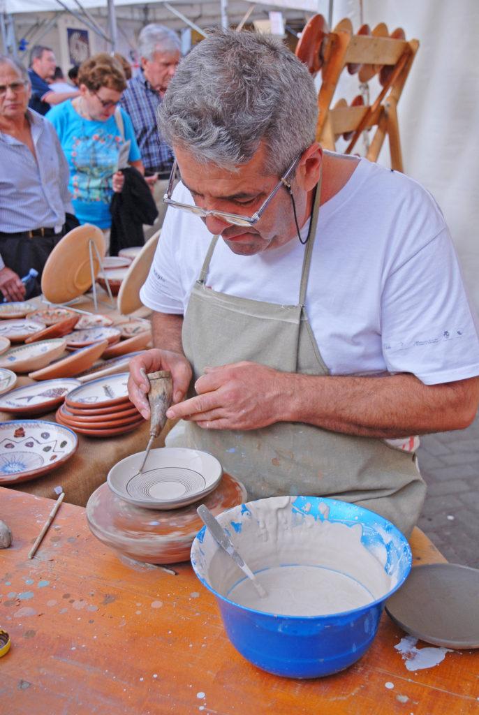 Faenza ceramics, Italy, claudio zaccherini, Shutterstock