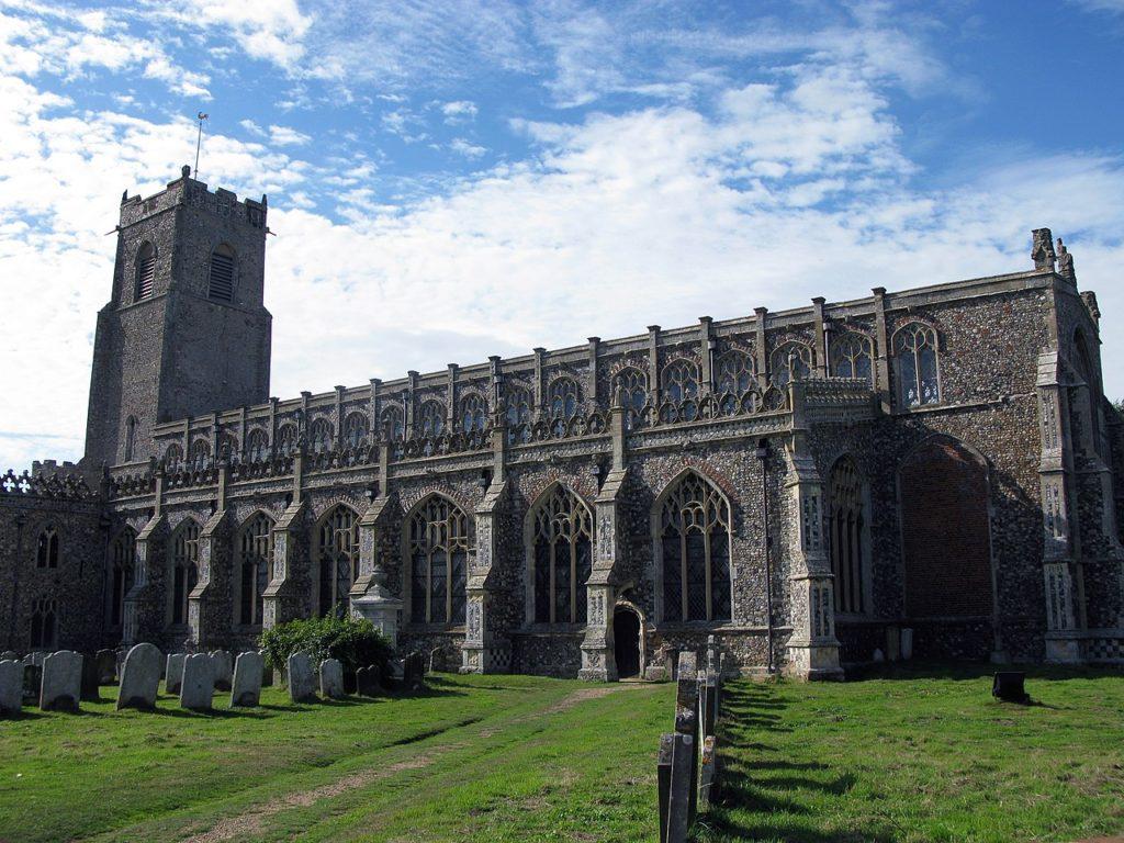 Church, Blythburgh, Suffolk, David, Wikimedia Commons
