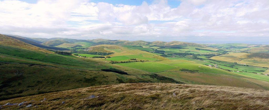 College Valley, Northumberland, Andrew Curtis, Wikimedia Commons