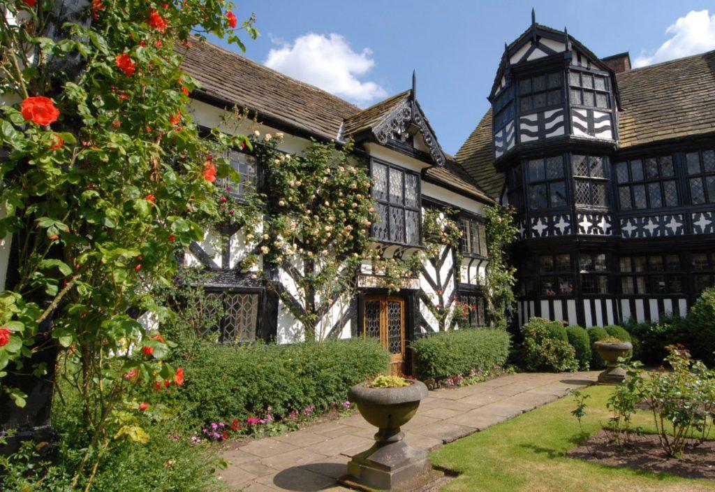 Gawsworth Hall, Cheshire by Gawsworth Hall