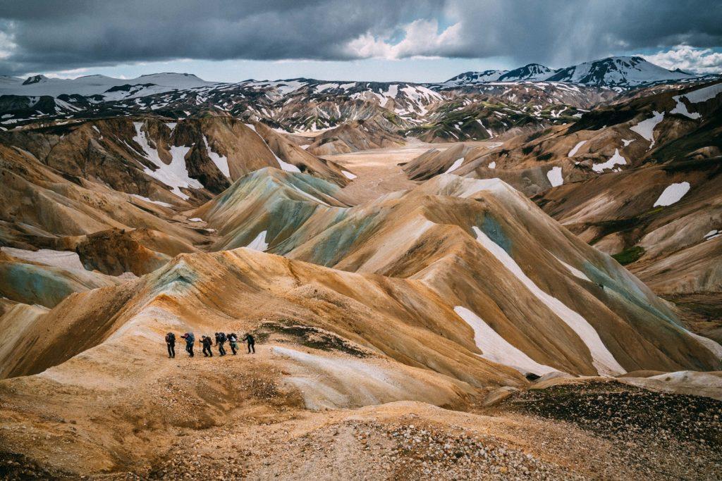 Landmannalaugar Iceland Highlands Amarok Adventures