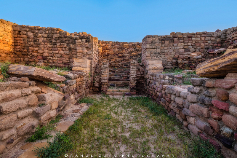 Dholavira as a UNESCO world heritage site