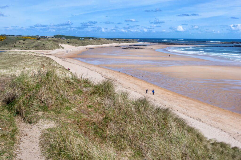 Embelton Bay Northumberland