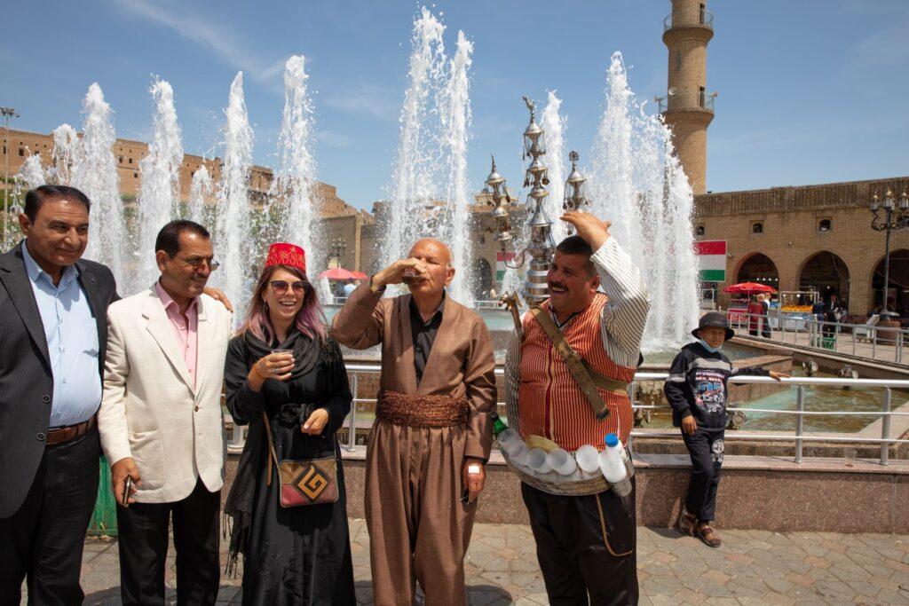 Erbil in Iraqi Kurdistan