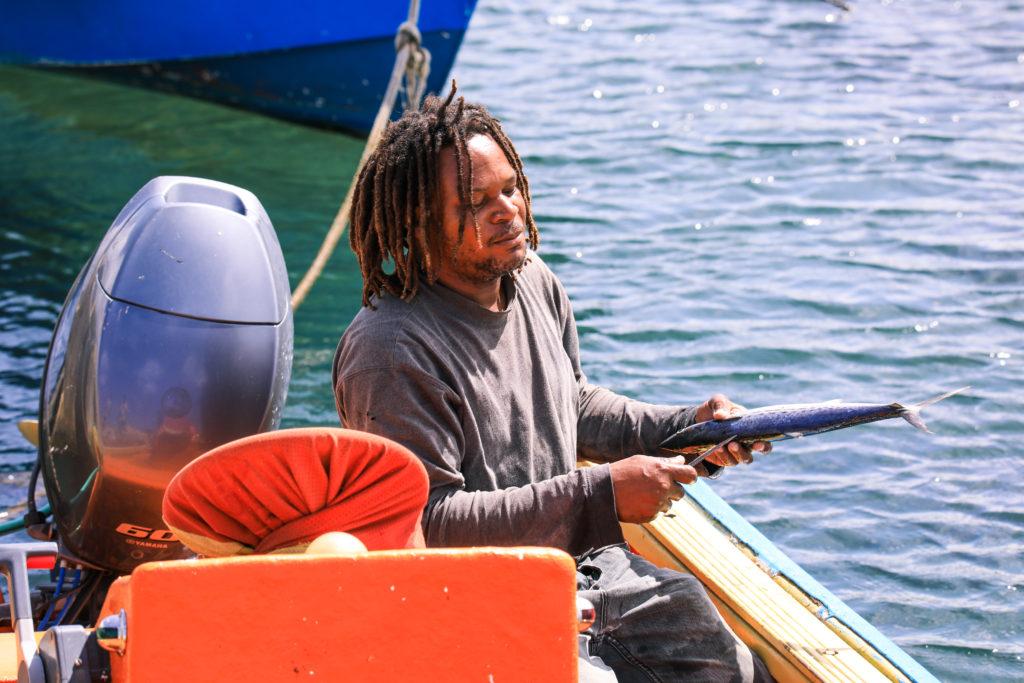 Fishing, Dominica by Dave Primov, Shutterstock