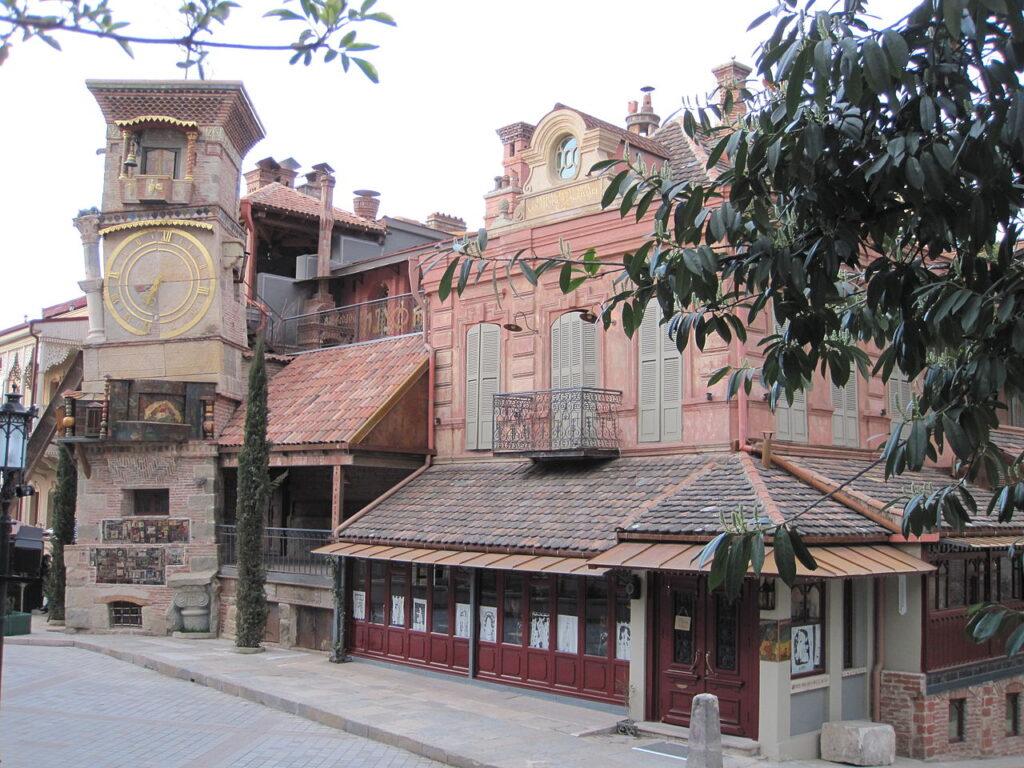 Gabriadze Theatre Tiblisi