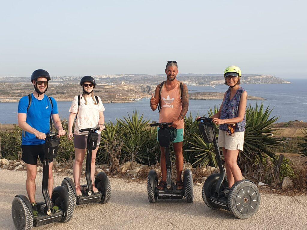 Gozo Segway Tour, Gozo, Malta, Juliet Rix