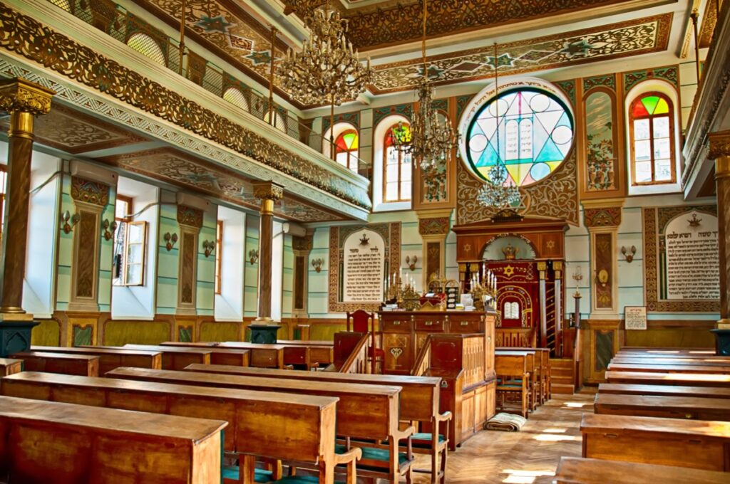 Great Synagogue Tbilisi