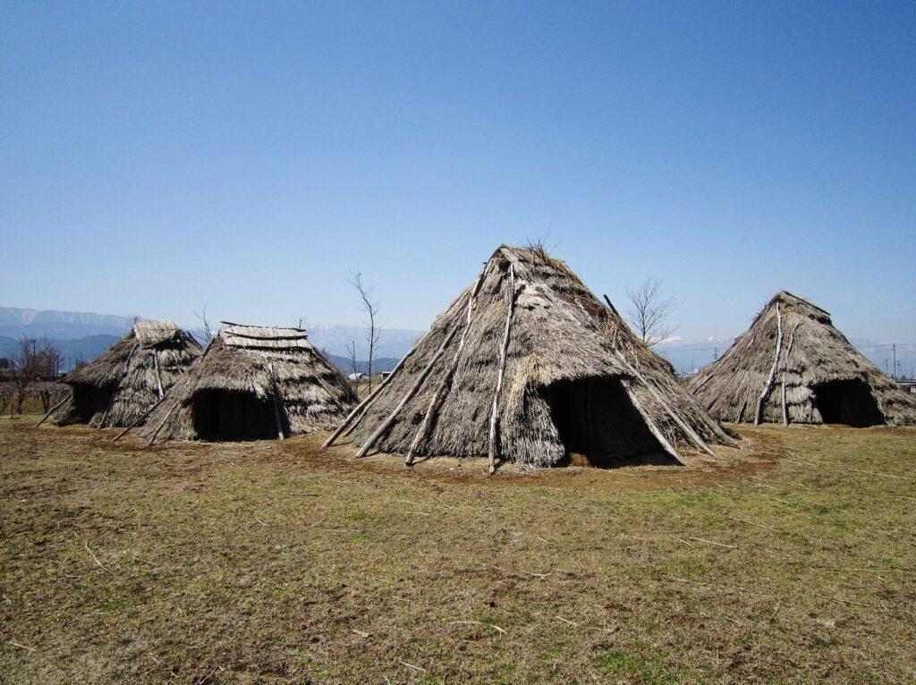Jomon prehistoric sites as UNESCO world heritage sites