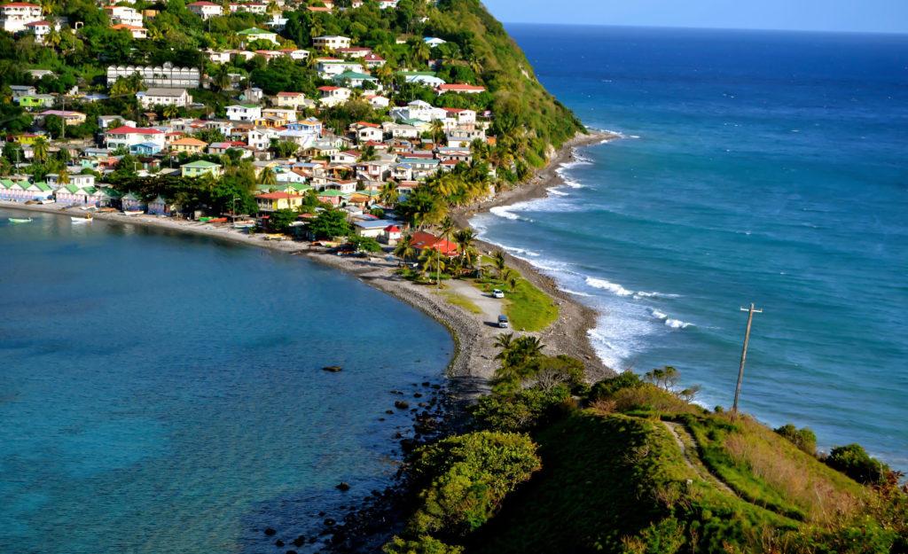 Scotts Head, Dominica by Joseph Thomas Photography, Shutterstock