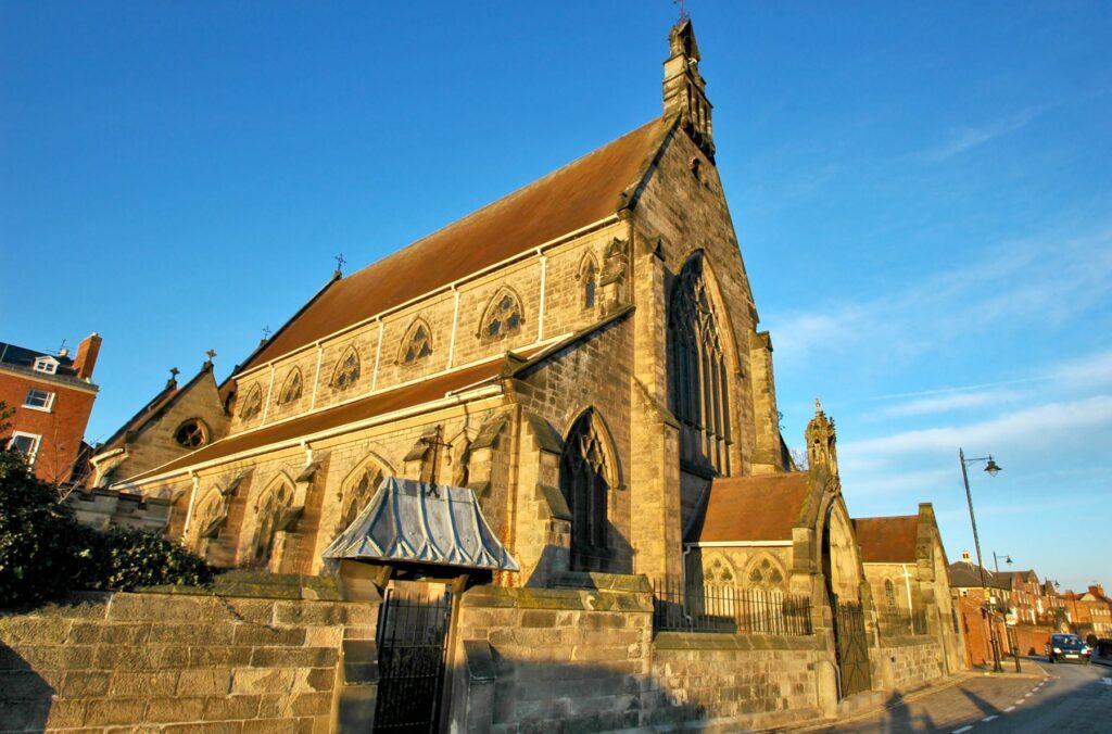 Shrewsbury Cathedral