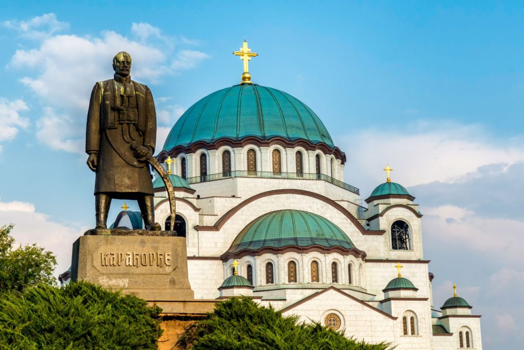 St Sava, one of the finest churches in Europe