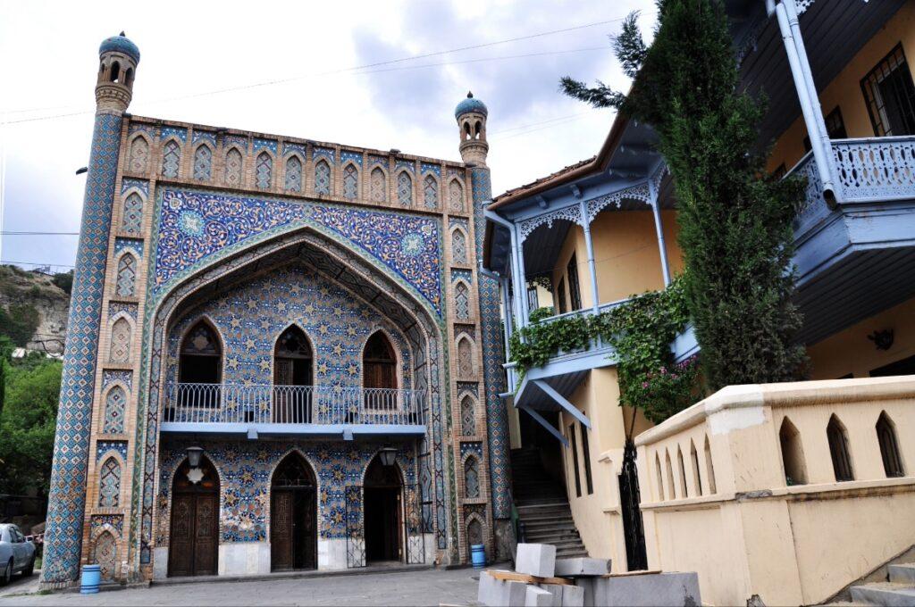 Orbeliani Baths Tbilisi