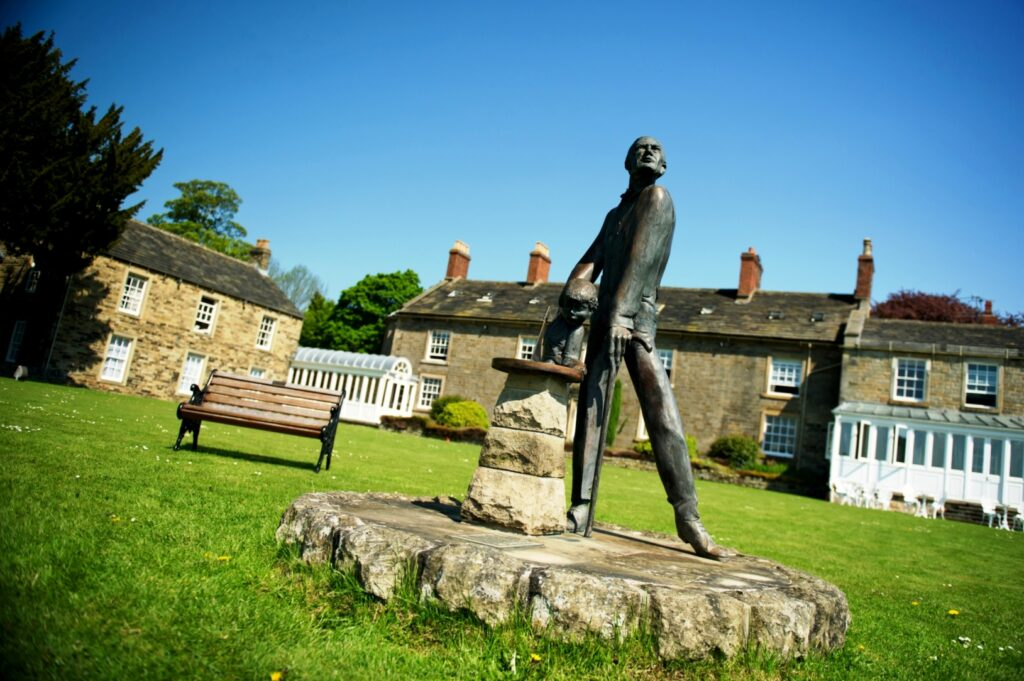 Hotel Review: The Cavendish Hotel at Baslow, Derbyshire