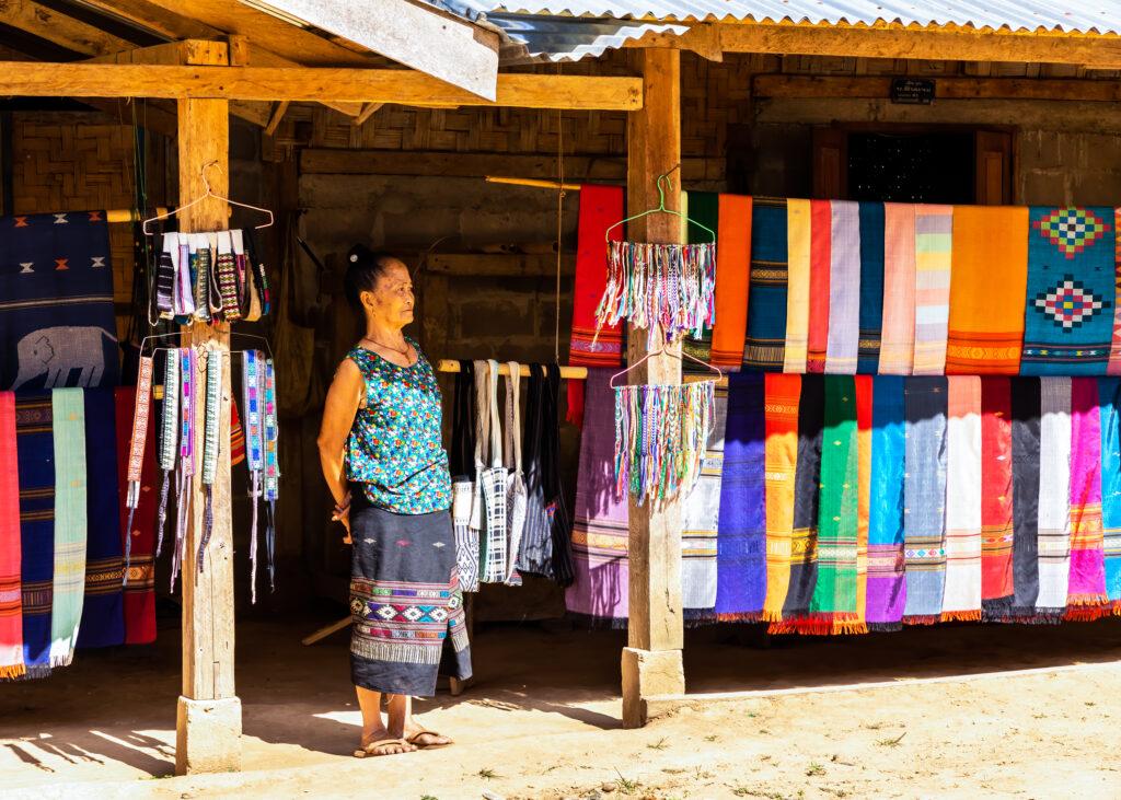 Sopchem, Luang Prabang, Laos © Bharat Patel