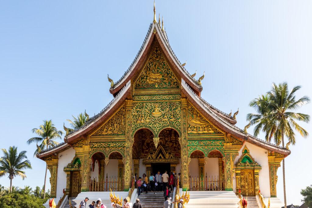 The loveliness of Luang Prabang